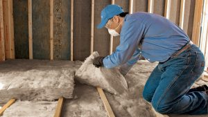 insulation removal and installation